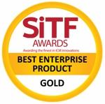 Poket won SITF Gold Award